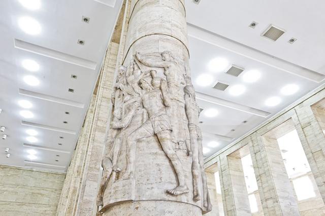 Colunas artísticas da Prefeitura de São Paulo