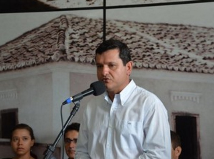 Jairo Magalhães, prefeito de Guanambi, na Bahia
