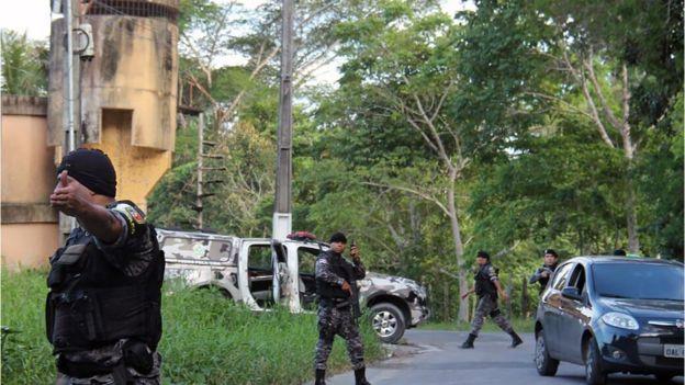 Motim em complexo próximo a Manaus era mais do que esperado, segundo Zaluar