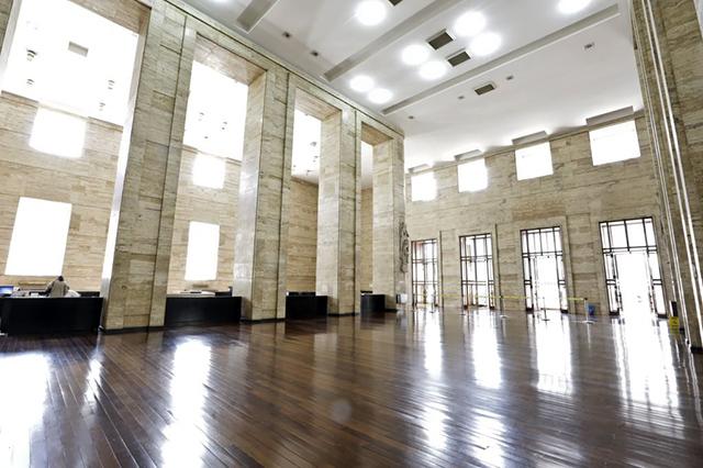 Saguão da Prefeitura de São Paulo - Foto - José Cordeiro - SPTuris