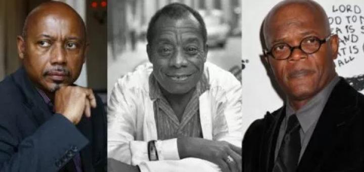 Raoul Peck, James Baldwin e Samuel L. Jackson.